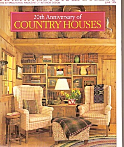 Architectural Digest - June 2004