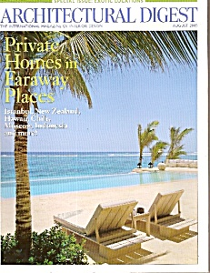 Architectural digest - August 2005 (Image1)