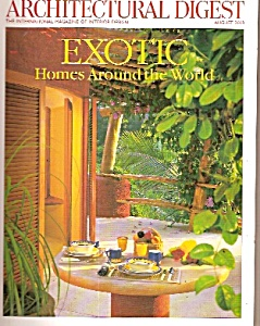 Architectural digest -   August 2003 (Image1)