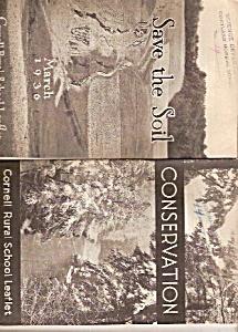 Cornell Rural Schol leaflets -  1936  = 1941-=1942 (Image1)
