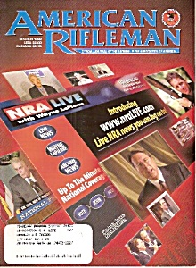 American Rifleman - March 1999 (Image1)