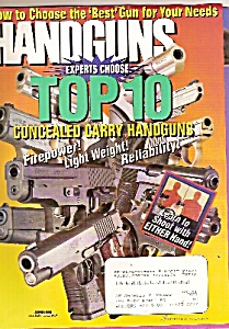 Handguns Magazine - June 1998