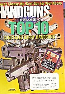 Handguns magazine -  June 1998 (Image1)