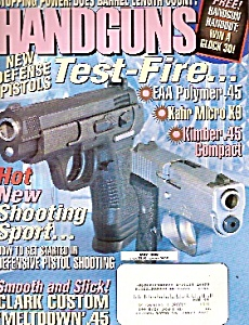 Handguns magazine-  May 1998 (Image1)
