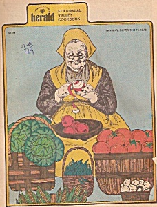 Pierce County Herald - Annual cookbook =-  Nov. 20, 197 (Image1)