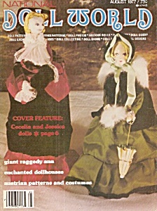 Doll World Magazine- August 1977