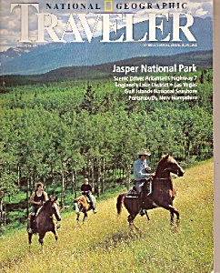 national Geographic Traveler -  May/June 1991 (Image1)