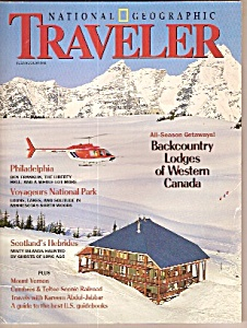 National Geogrraphic Traveleer - July/august 1992