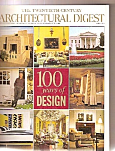 Architectural Digest - April 1999