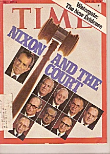 Time Magazine - July22, 1974