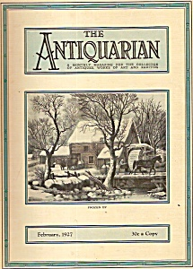 The Antiquarian - February 1927