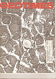 GeoTimes magazine- October 1975 (Image1)