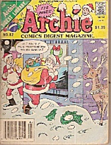 Archie Digest Library  comics digest magazine (Image1)