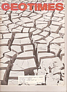 Geotimes Magazine - June 1975