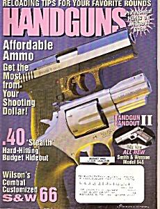 Handguns -  August 1998 (Image1)