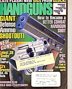Handguns -  March 1998 (Image1)