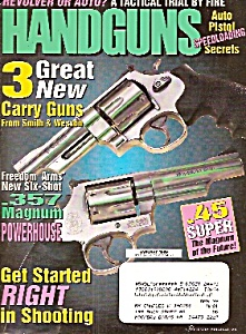 Handguns magazine -  January 1999 (Image1)