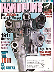 Handguns magazine -  September 1998 (Image1)