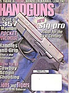 Handguns magazine -  February 1999 (Image1)