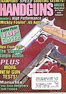 Handguns magazine -  December 1998 (Image1)