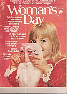 Woman's Day magazine -  December 1967 (Image1)
