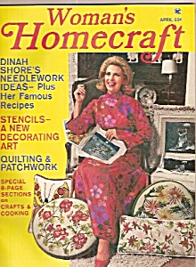 Woman's Homecraft - April;  1971 (Image1)