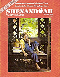 Shenandoah Valley Magazine - Autumn 1979 (Image1)