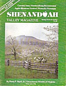 Shenandoah Valley Magazine -  Spring/ 1980 (Image1)