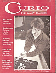 Curio- the James Madison magazine -  1990 (Image1)