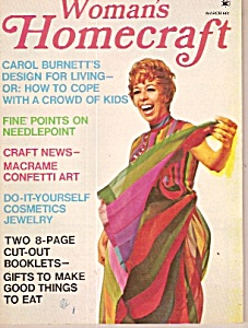 Woman's Homecraft - March 1971 (Image1)