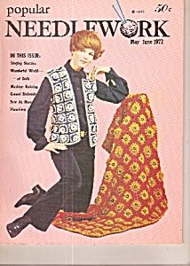 Popular Needlework - May, June 1972 (Image1)