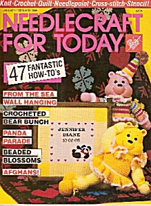Needlecraft For Today - January-february 1986