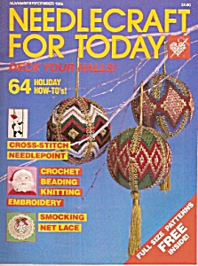 Needlecraft For Today - November December 1985