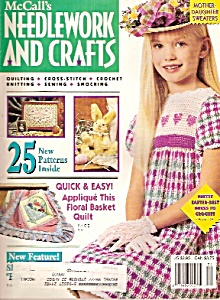 McCall's Needlework and crafts -  April 1992 (Image1)