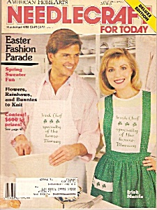 Needlecraft for today magazine -  MarchApril 1988 (Image1)