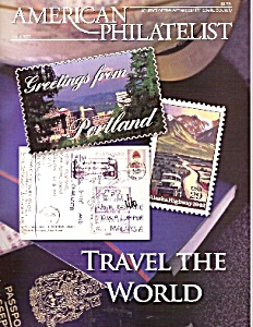 American Philatelist Magazine - June 2007