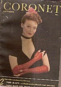 Coronet magazine -  November  1942 (Image1)