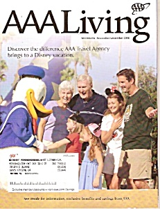 AAA Living magazine     November/December 2008 (Image1)