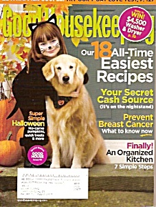 Good Housekeeping - October 2008