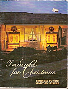 Treasures For Christmas -copyright 1979