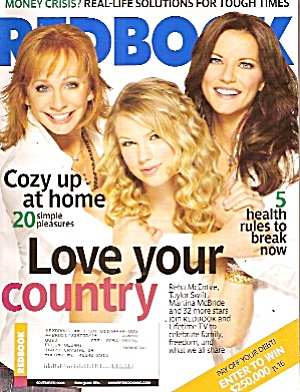 Redbook -  November 2008 (Image1)