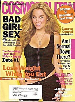 Cosmopolitan  - November 2008 (Image1)