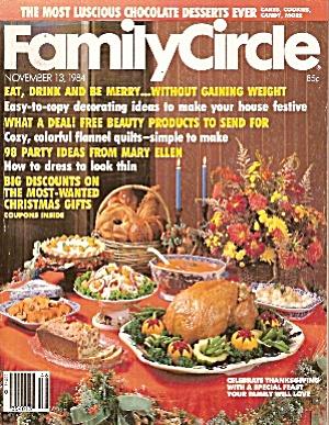 Family Circle -  November 13, 1984 (Image1)