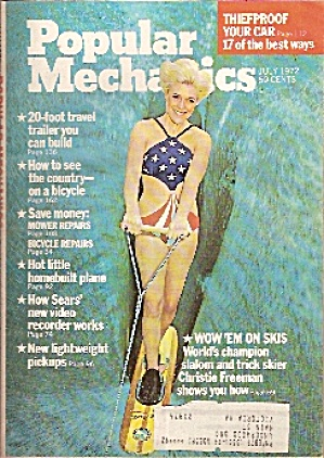 Popular Mechanics - July 1972
