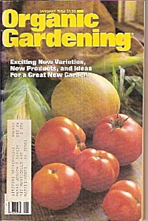 Organic Gardening -  January 1984 (Image1)