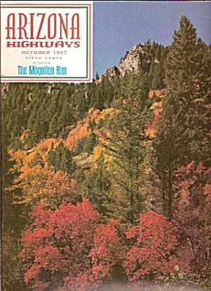 Arizona Highways - October 1967