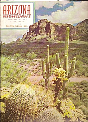 Arizona Highways - November 1967