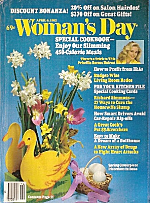 Woman's Day - April6, 1982 (Image1)