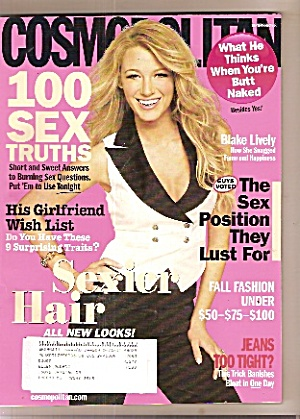 Cosmopolitan magazine-=  September 2008 (Image1)