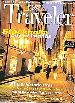 National Geographic Traveler - July/august 1997